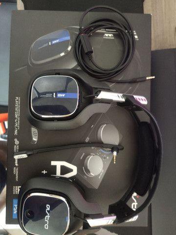 Headset Astro A40 pro TR Gen4 +Mixamp - Foto 2