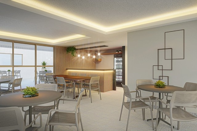 EM-Edifício Atalanta | 40m² | Lazer Completo | Melhor Da Região - Foto 6