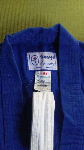 Kimono Azul - Foto 4