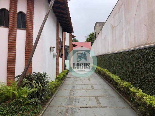 Casa com 4 dormitórios para alugar, 550 m² por R$ 9.000,00/mês - Santa Terezinha - São Ber - Foto 15
