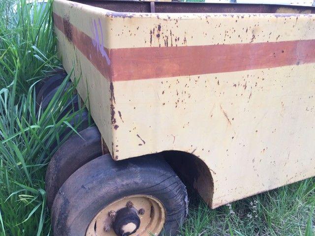Rolo do pneu compactador rebocavel   - Foto 4