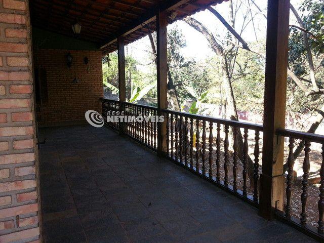 Casa à venda com 4 dormitórios em Trevo, Belo horizonte cod:429374 - Foto 4
