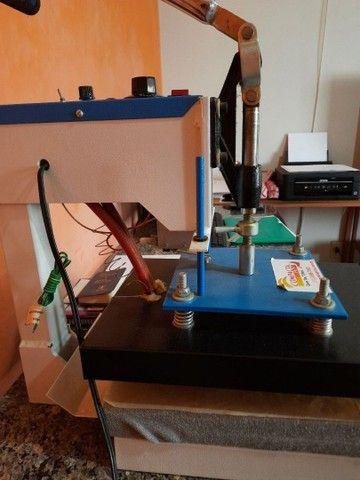 Máquina de estampar Compacta Print - Foto 2