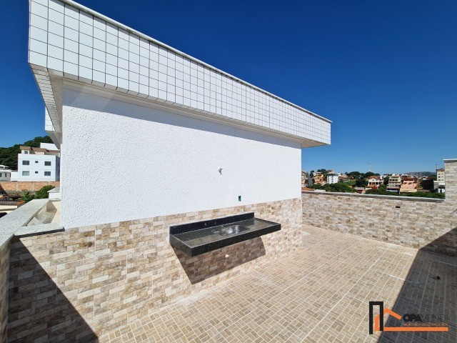 Cobertura Nova - BH - B. Planalto - 2 qts - 1 Vaga - Foto 17