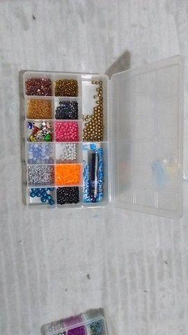 Kit para fazer bijuterias