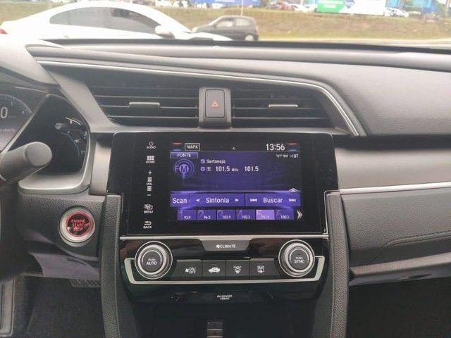 Honda Civic EXL 2.0 Flex 2020 - Foto 12