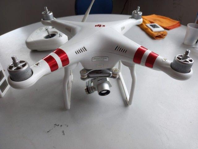 DRONE PHANTOM 3 STANDART IMPECÁVEL  - Foto 5