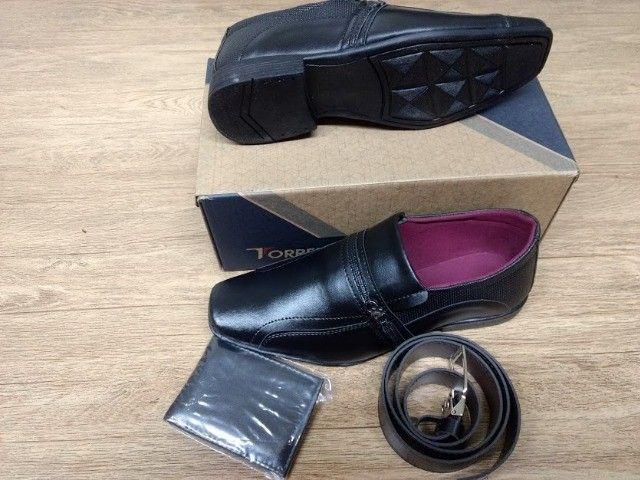 Sapato social novo , ótimo preço - Foto 4
