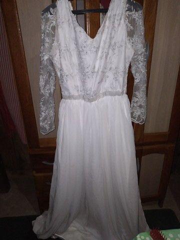 Vendo vestido de noiva ?
