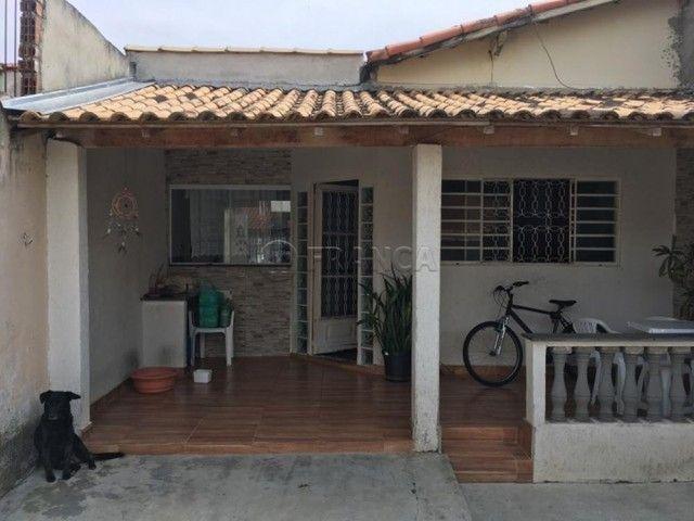 Casa à venda com 2 dormitórios em Jardim santa marina, Jacarei cod:V14757