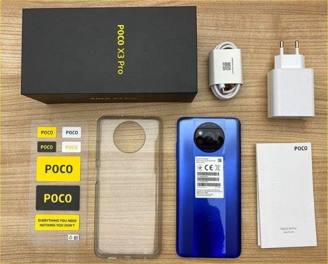 Xiaomi Poco X3 Pro 6/128GB - Lacrado - Garantia de 1 Ano - Foto 2