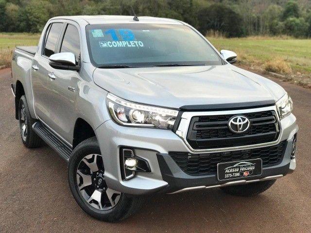 Toyota - Hilux SRX 2.8 2019 - Foto 8