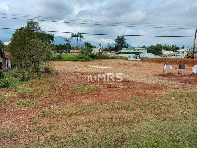 Terreno à venda, 1200 m² - Centro - Canelinha/SC
