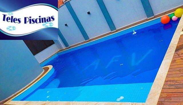 Limpeza de piscina  - Foto 3
