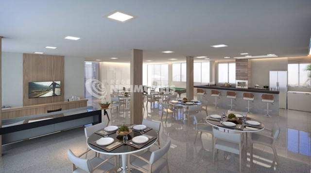 Apartamento à venda com 4 dormitórios em Ouro preto, Belo horizonte cod:641691 - Foto 2