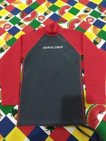 Camisas Lycra Smolder Infantil