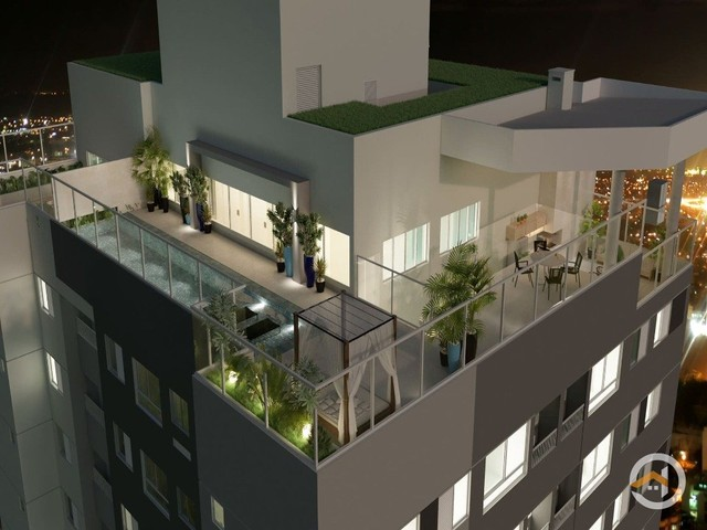 Apartamento à venda com 2 dormitórios em Setor central, Goiânia cod:5370 - Foto 8