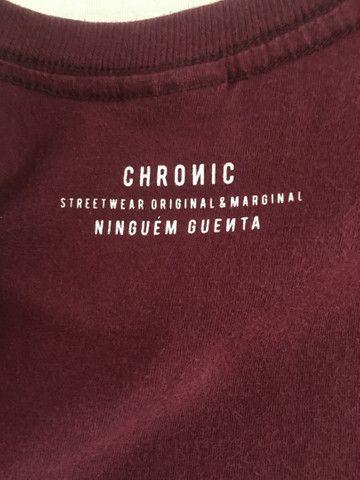 Camiseta chronic original - Foto 3