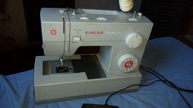 Máquina de costura singer facilita pro 4423 - Foto 4