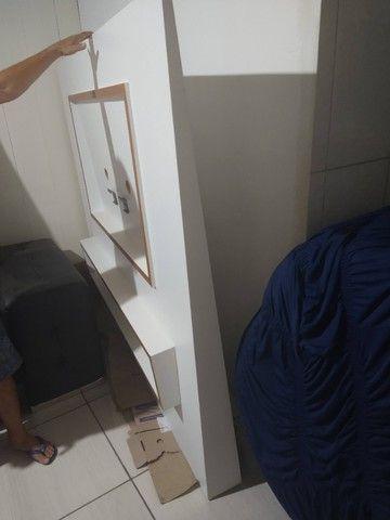 Painel para TV 32 polegadas em MDF  - Foto 2