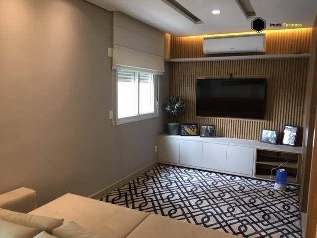 Apartamento Mobiliado com 3 suítes à venda, 142 m² por R$ 1.600.000 - Royal Park - Campo G - Foto 8
