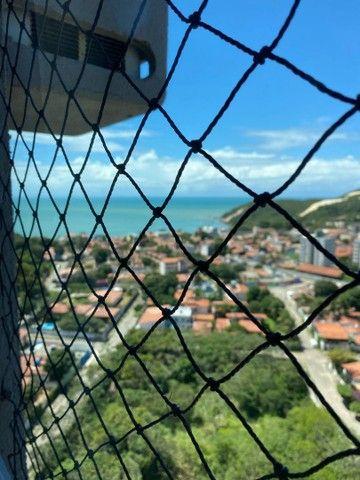 Apartamento 2/4 Mobiliado Vista Mar - Cond. Verano de Ponta Negra  - Foto 12