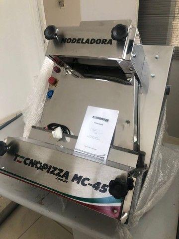Máquina Modeladora de Pizza MC-45 - Foto 2