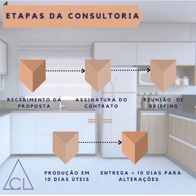 Projeto de interiores acessível - Foto 2