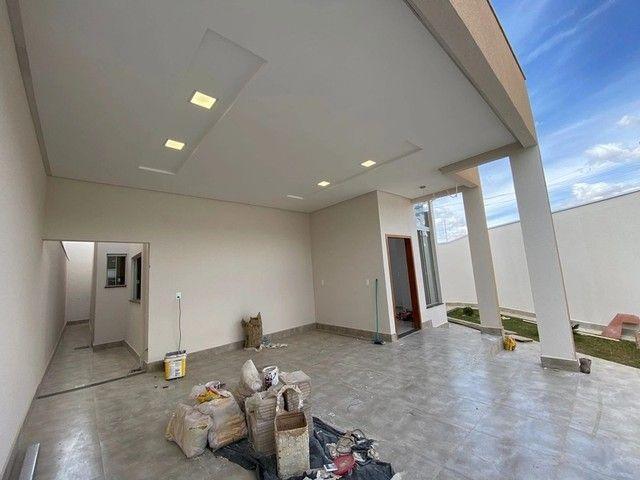 Anápolis-GO - Casa Padrão - Res. Geovanni Braga - Foto 10
