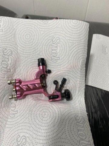 Máquinas de tatuagem de bobina e rotativa  - Foto 4