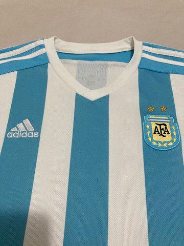 Camisa Argentina 2015 - Foto 2