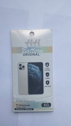 Bateria iphone 6 normal