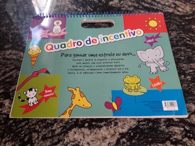 Caderno de incentivo  - Foto 2
