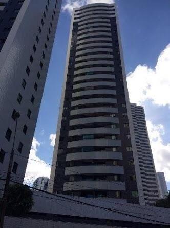 Apartamento de 4 quartos, 2 suítes , 113m,no Edf Gramparc premium no Rosarinho