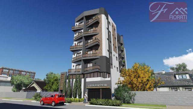 Apartamento residencial à venda, 3 quartos, Três Marias, São José dos Pinhais
