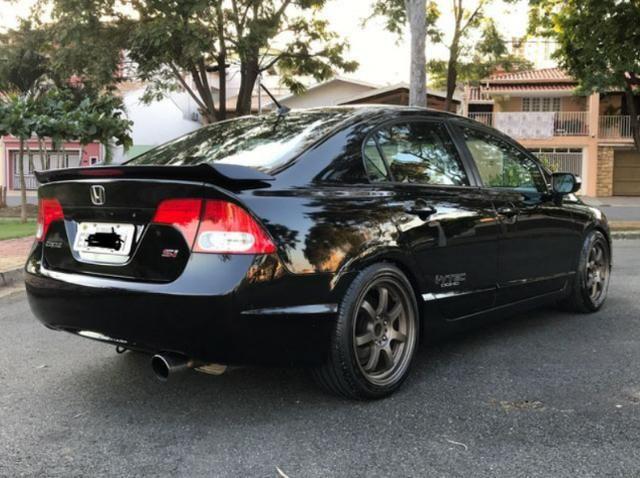 Honda Civic Si K24 2008