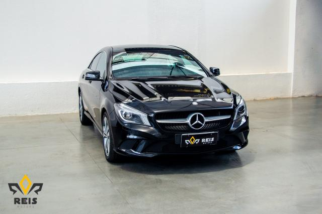 MERCEDES BENZ CLA 200 2013/2014 1.6 FIRST EDITION TURBO GASOLINA 4P  AUTOMATIZADO