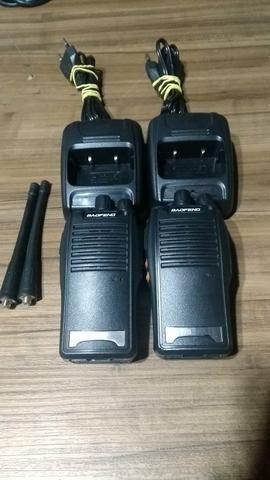 Oktok rádio comunicador baofeng