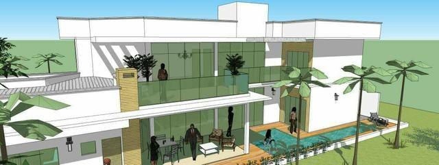 Sobrado 4 Suítes, sendo 2 c/ closet, 246 m² no Aldeia do Sol
