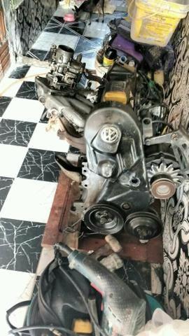 Motor ap 1.8 com procedência !