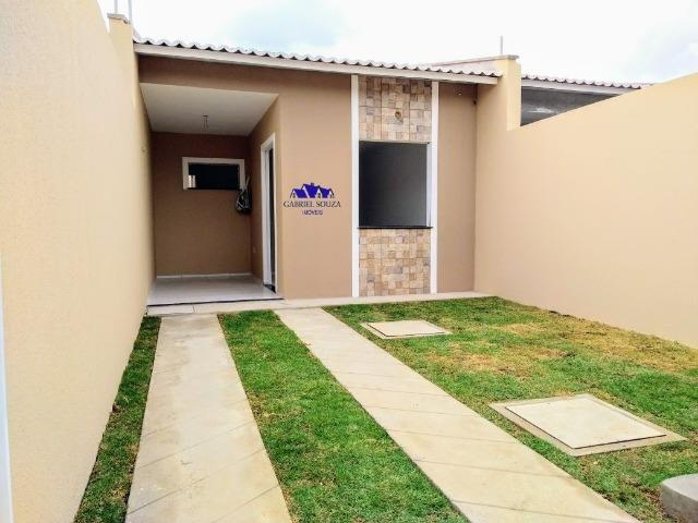 Linda Casa 2 Quartos (Suíte) Pq Dom Pedro Itaitinga