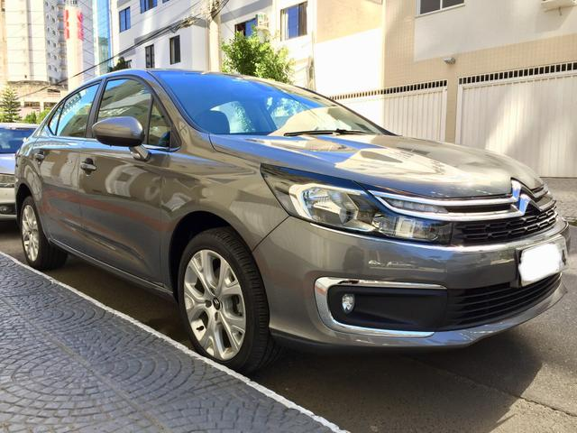 Citroen C4 Lounge Fell 1.6 Turbo Aut. 2019 - Único Dono - Foto 6