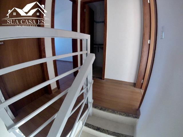 Casa Duplex 3 Quartos c/ Suíte em Manguinhos - Quintal Privativo - Serra - ES - Foto 2