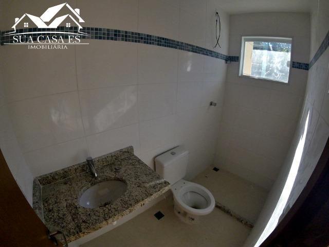 Casa Duplex 3 Quartos c/ Suíte em Manguinhos - Quintal Privativo - Serra - ES - Foto 3