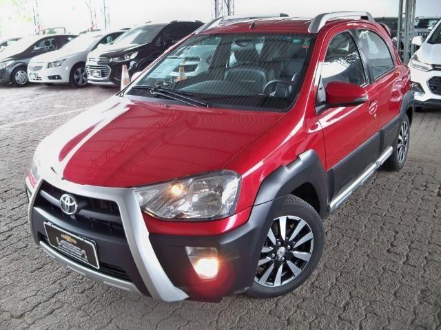 Toyota etios hb cross 1.5 2014/15
