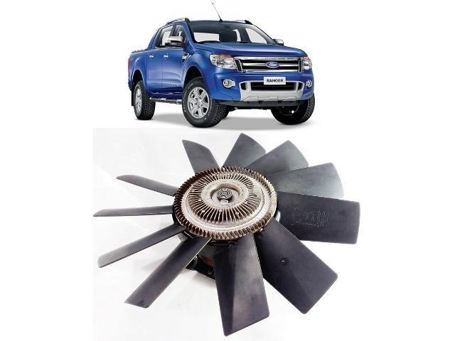 Discofan Polia Viscosa Ford Ranger 2.2 Cl Cd4 2014 Ab398c617