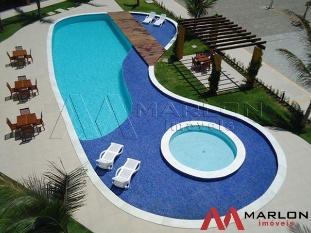 Apartamento Paradise Village/Capim Macio, com 2/4 sendo 1 suíte e 55m² - Foto 3