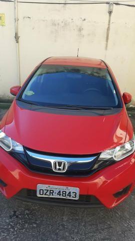 Honda fit automática ex carro top