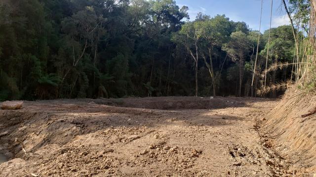 Chácara Agudos do Sul - 50 mts da Br c/ Tanque e rio - Foto 16
