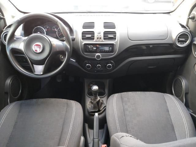 Fiat Pálio Attractive 1.4 - 2017/2017 - Foto 8